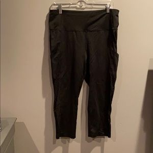 Calvin Klein Cropped leggings